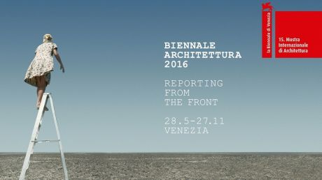 La Biennale di Venezia - 15th International Architecture Exhibition © WBV-GPA